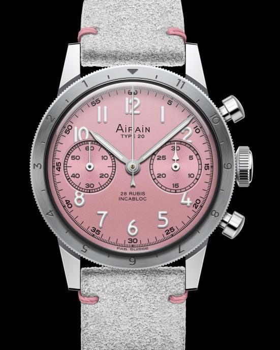 Airain Type 20 Pink Ribbon Pièce Unique