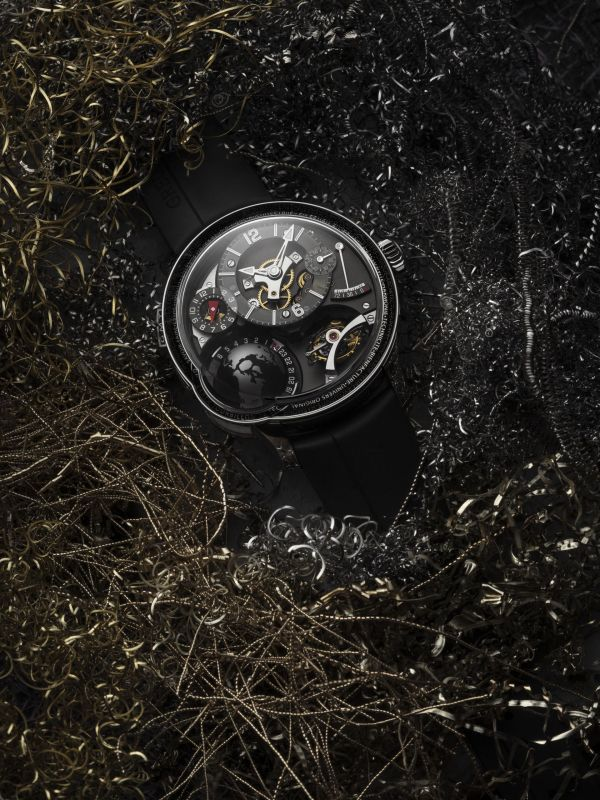 Greubel Forsey GMT Earth Titanium (Final Edition)