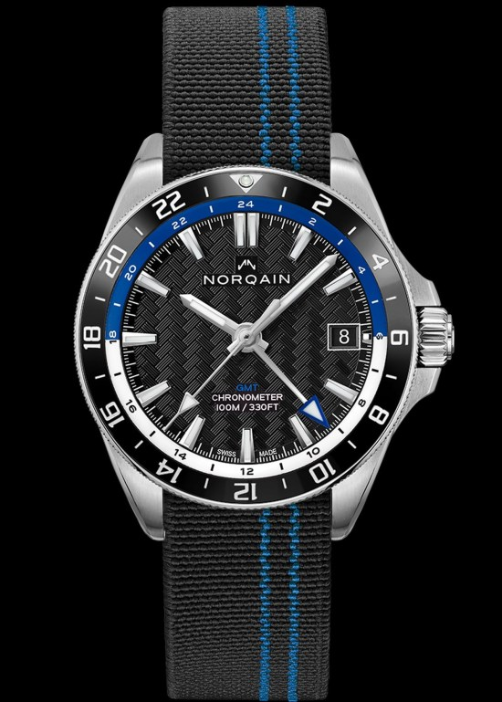 NORQAIN ADVENTURE NEVEREST GMT  with blue detail