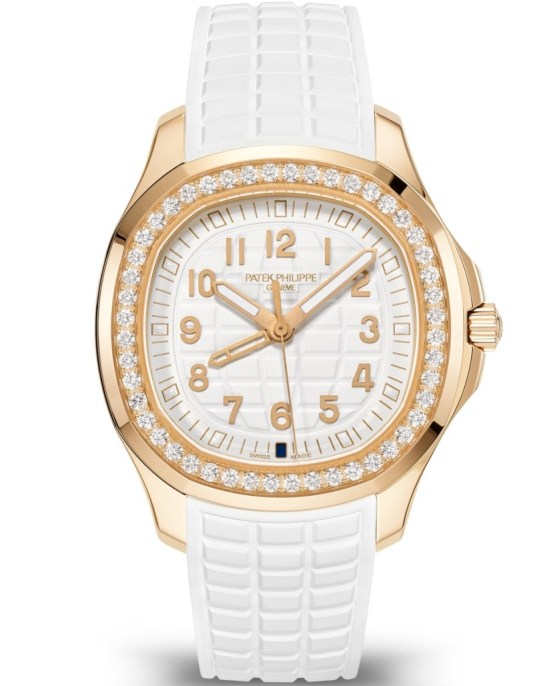 Patek Philippe Aquanaut Luce Travel Time Reference 5269/200R-001