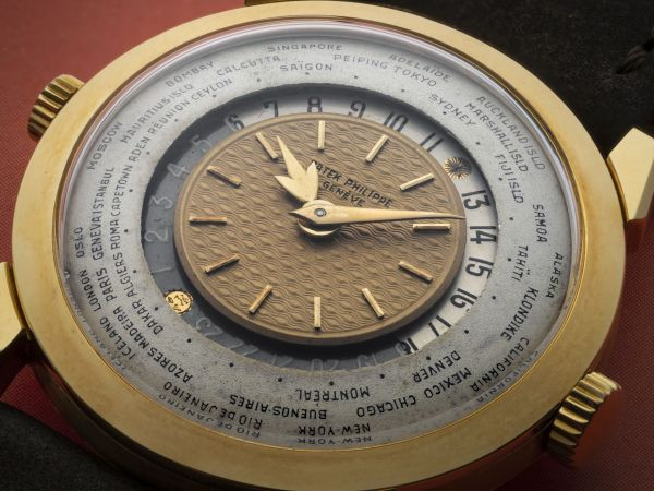 Patek Philippe Ref. 2523 Two Crown World Time 3