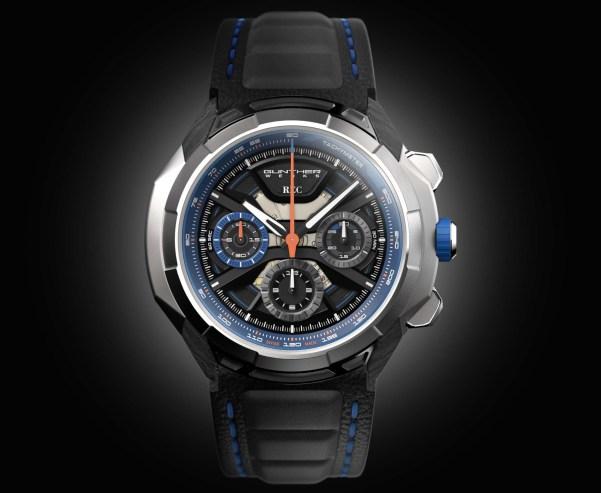 REC Watches 901 GW Carbon Exoskeleton