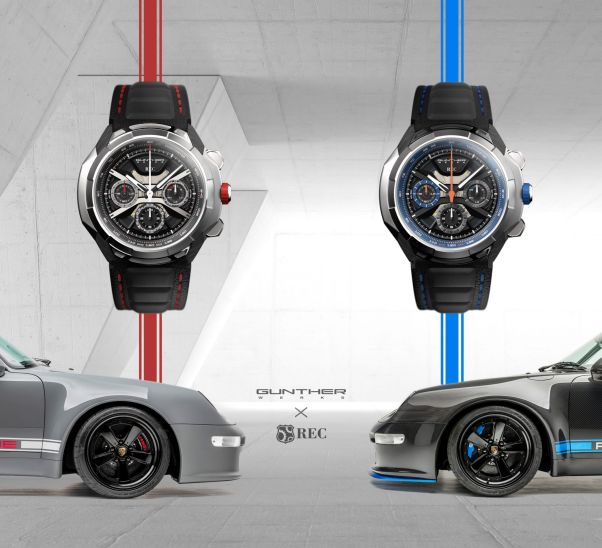 REC Watches 901 GW Collection