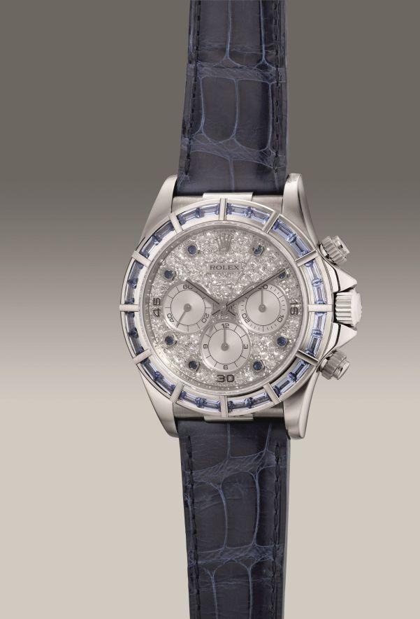 Rolex reference 16589 SACI