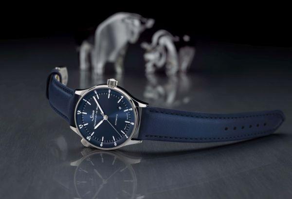 SINN Frankfurt World Time Watch 6068 B