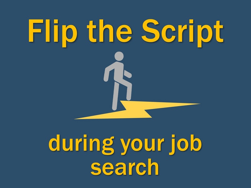 Lightning Cast: Flip the Script in Your Job Search