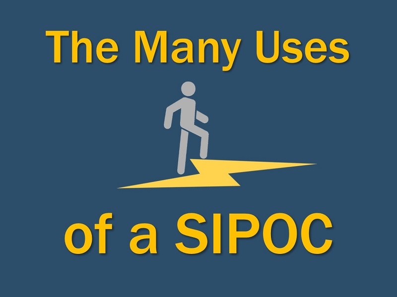 Lightning Cast: The Many Uses of a SIPOC