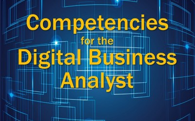 MBA169: Digital Business Analyst Competencies