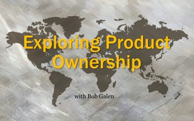MBA186: Exploring Product Ownership