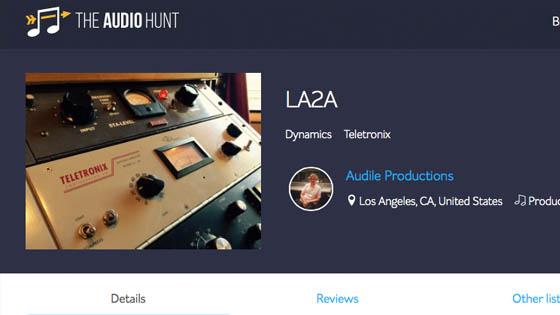audio-hunt-la2a