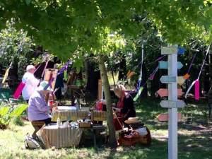 Secret Garden Painting and Lavish Fare @ TBA
