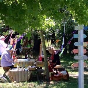 Plein Aire Painting retreat