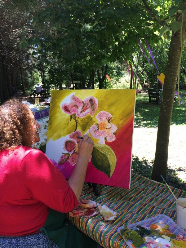 Secret Garden Painter