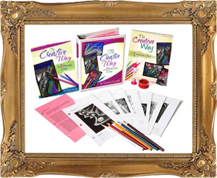 Creative Way workbook
