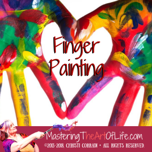 Finger Painting cover art