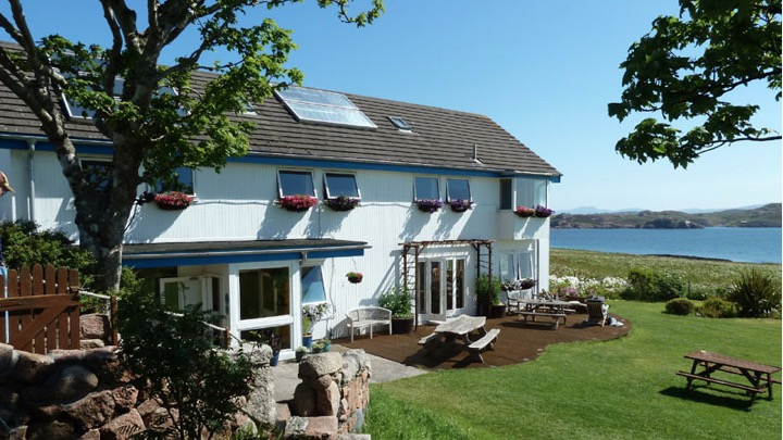 Hotel in Iona
