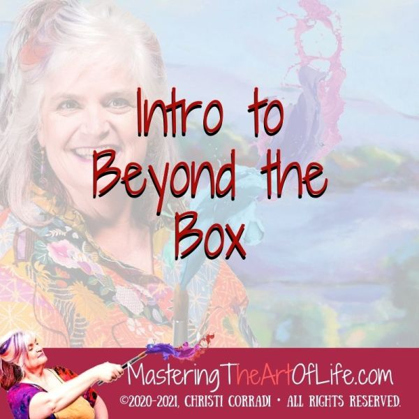Intro to Beyond the Box cover art