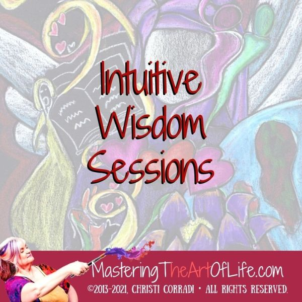 Intuitive Wisdom Sessions cover art