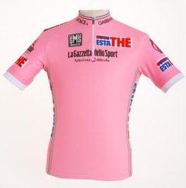 Giro d'Italia leader jersey