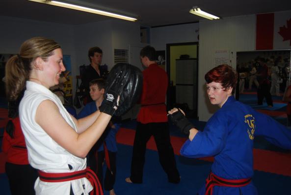 6 black belt grading 2014 cobourg tae kwon do