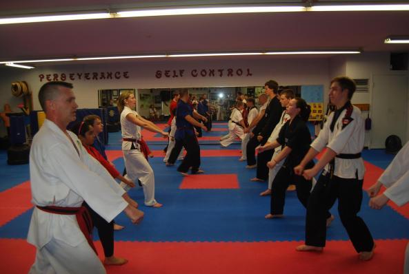 31 black belt grading 2014 cobourg tae kwon do