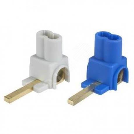 Універсальні ввідні клеми для усіх типів гребінок 6-35 мм 4 шт.