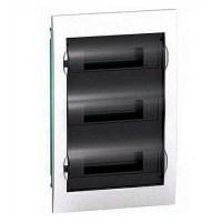 Розподільна шафа Schneider Electric Easy9, 36 мод., IP40, навісна, пластик, прозорі двері, з клемами