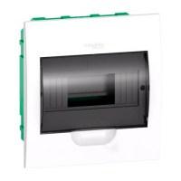 Распределительный шкаф Schneider Electric Easy9 8 мод., IP40, встраиваемый, пластик, прозрачная дверь