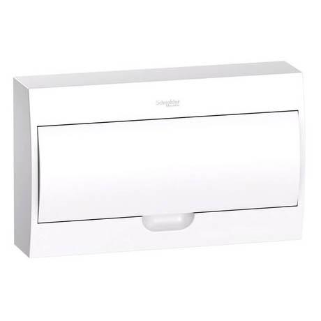 Распределительный шкаф Schneider Electric Easy9, 18 мод., IP40, навесной, пластик, белая дверь
