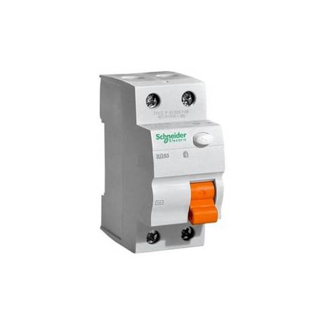 УЗО Schneider Electric Домовой 2P 16А 10мА (AC)