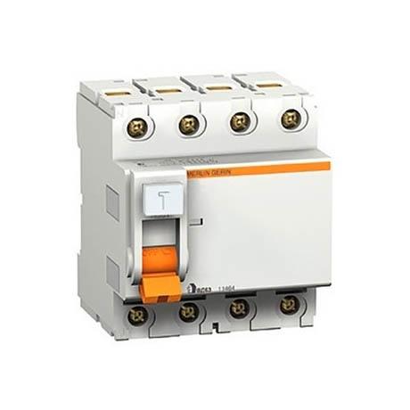 УЗО Schneider Electric Домовой 4P 63А 300мА (AC)