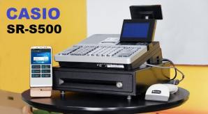 Bluetooth Cash Register CASIO SR-S500 dan Aplikasi CASIO ECR+