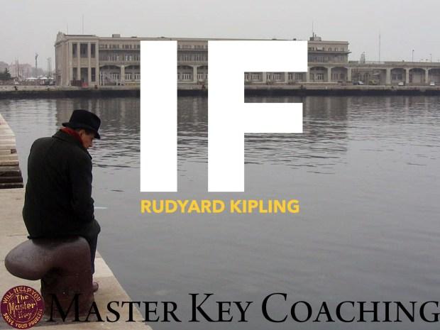 """The Poem """"If"""" by Rudyard Kipling"""