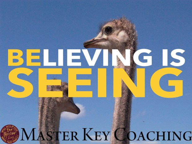 Believing Is Seeing -- How Your Perceptions Create Your Reality