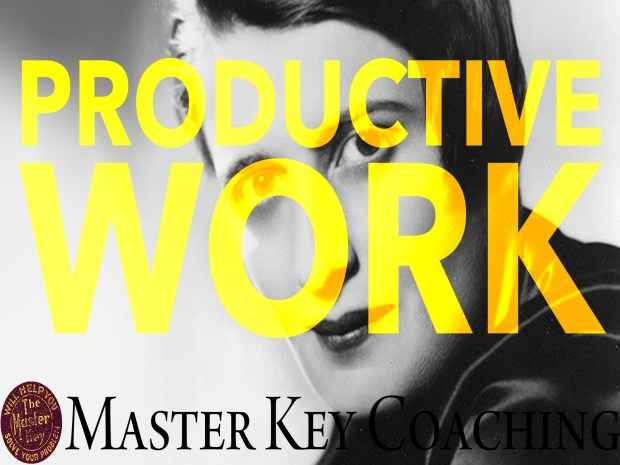 """Ayn Rand and Charles F. Haanel on the Concept of """"Productive Work."""""""