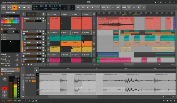 Bitwig Studio Crack Free download