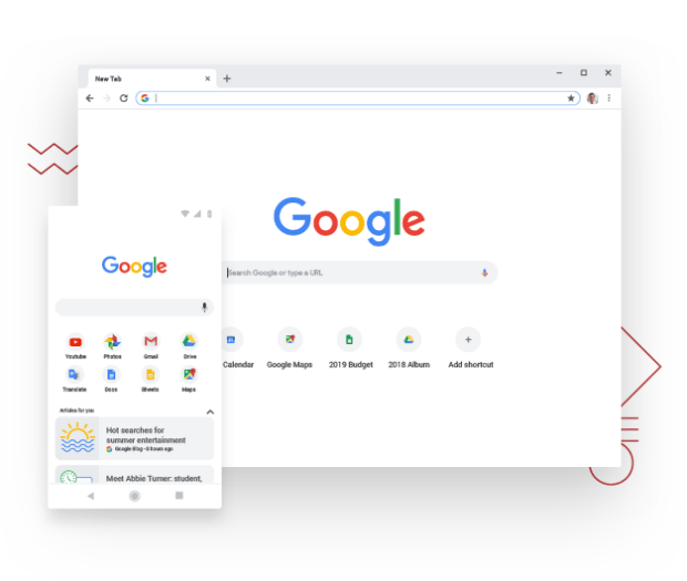 Google Chrome Full Standalone