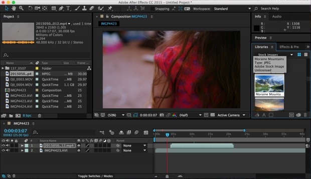 Adobe After Effects CC 2019 license key for free