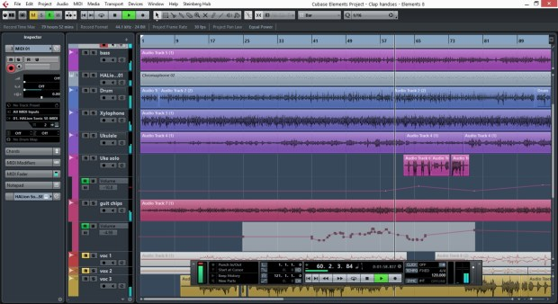 Cubase Elements 8 Crack