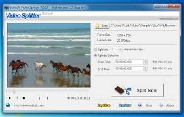 Download Boilsoft Video Splitter Full Crack