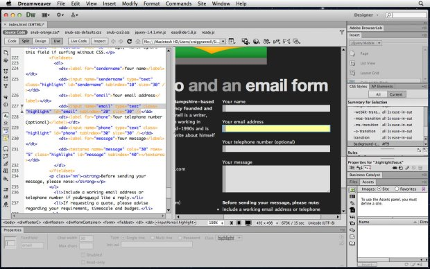 Adobe Dreamweaver Keygen & License Key Full Version
