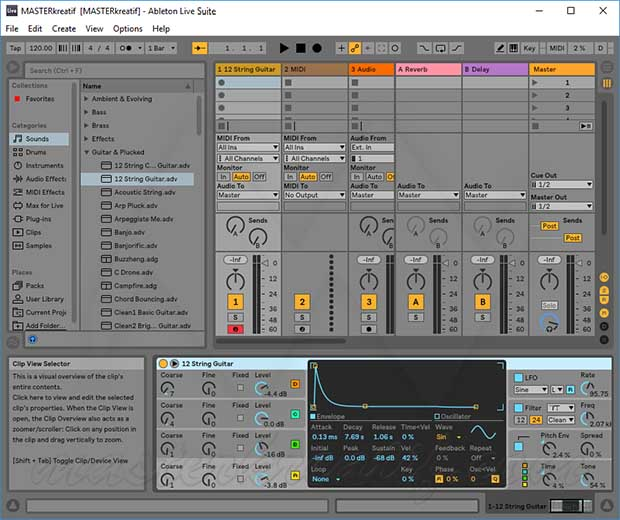 Ableton Live Suite 10 License Key With Serial Key
