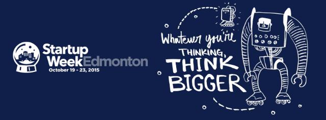 edmonton startup week