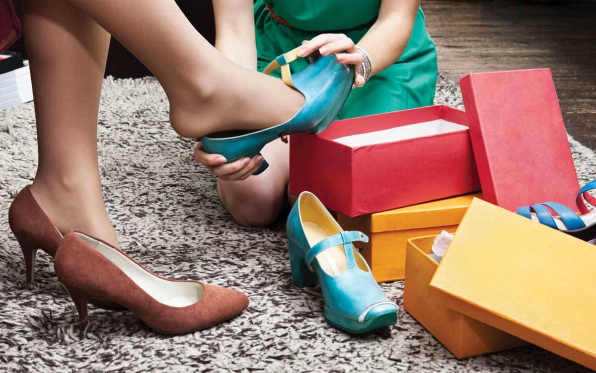 La venta de calzado a través de las emociones
