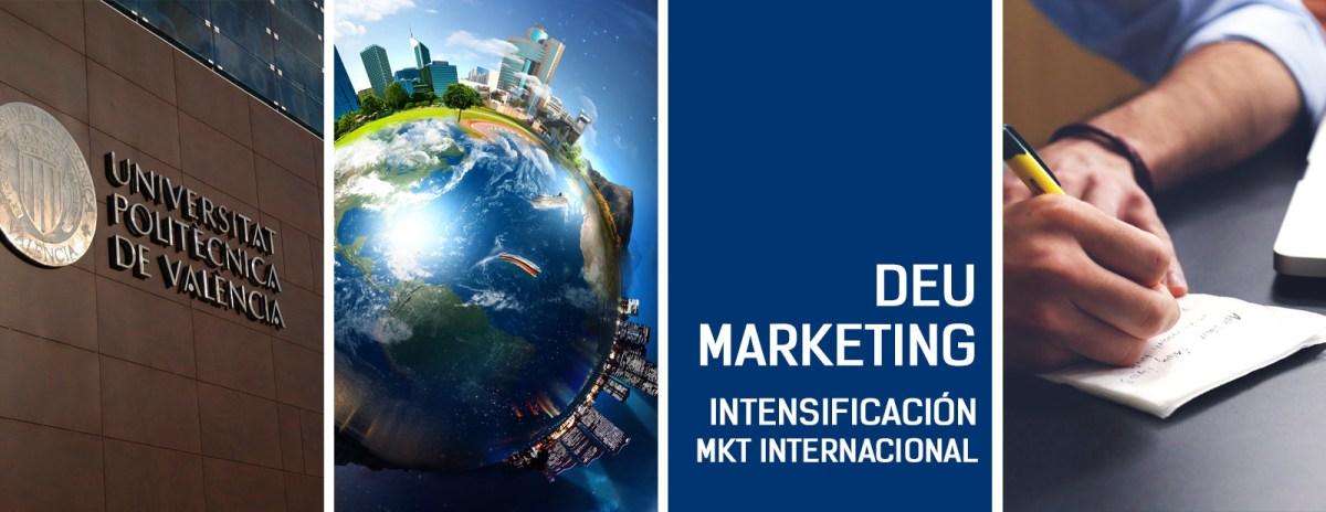 Diploma Marketing Internacional