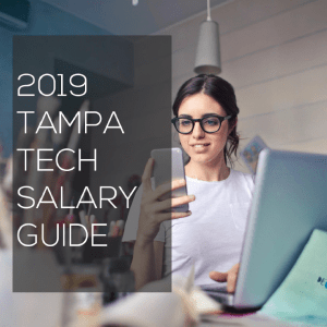 Tech Salary Data Tampa 2019