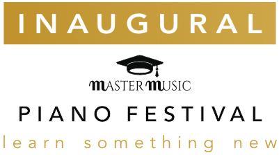 Inaugural Master Music Piano Festival Watford Hertfordshire England UK Britain London