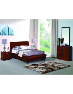 chambre a coucher complete 884 1 8 2 0m color 307diese light walnu