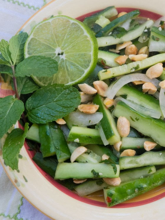 Thai-cucumber-salad
