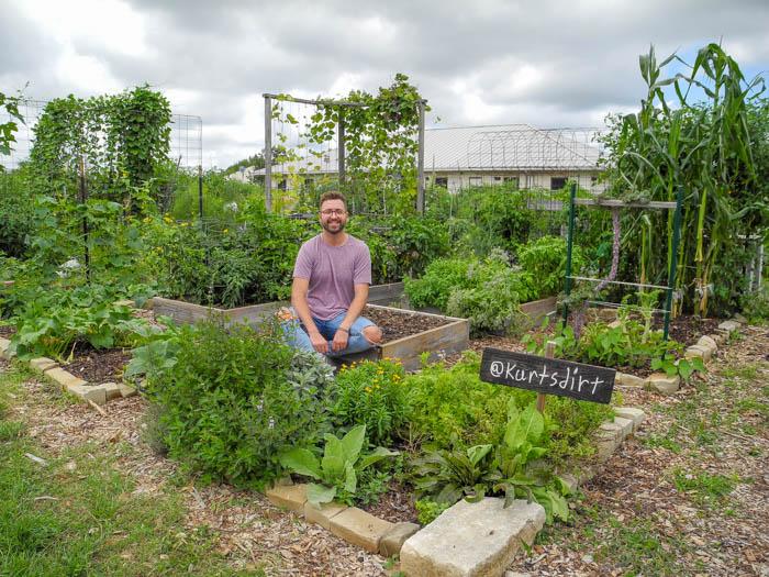 A Garden Visit With Kurt Mitschke By Patty G Leander